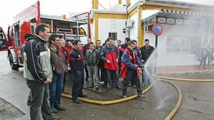 El Consorcio Provincial de Extinci�n de Incendios de la Diputaci�n de Badajoz aprueba la Oferta de Empleo P�blico 2016