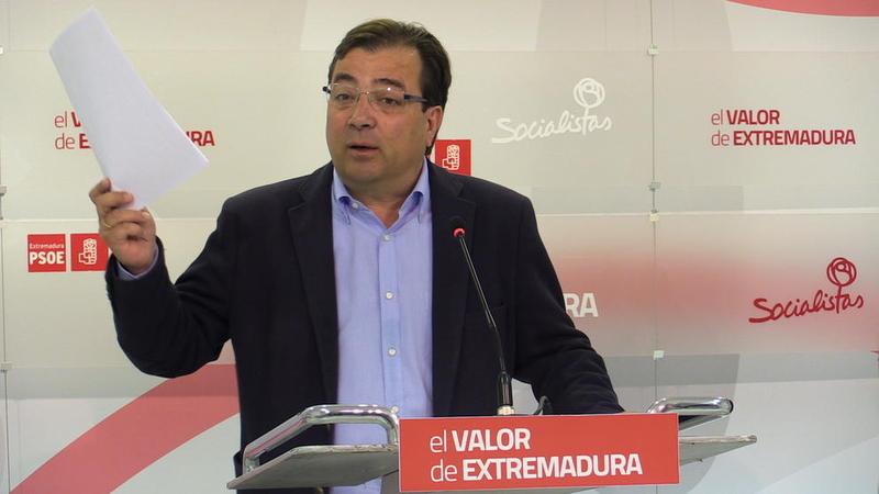 Fern�ndez Vara pone en valor la importancia de la cooperaci�n transfronteriza entre Extremadura y Portugal