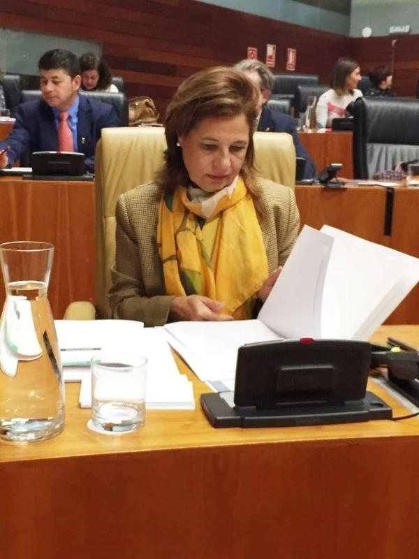 Blanco-Morales reivindica que el objetivo de déficit ''se ajuste a la realidad social y económica'' de Extremadura