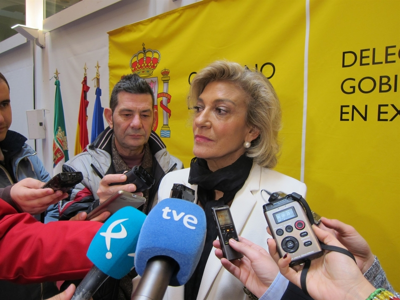 Cristina Herrera confía en que la venta de Río Narcea sea bueno para la Mina Aguablanca