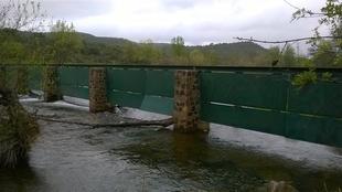 Ecologistas en Acción califica de vergonzosa la actuación de la Conferencia Hidrográfica del Guadiana en el río Estena