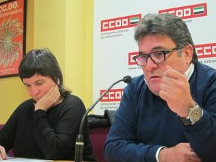 CCOO pide a la Junta que catalogue todas las enfermedades laborales para reducir la deuda de 160 millones del SES