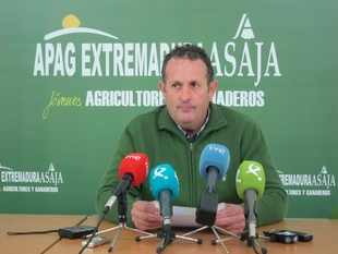 Apag Extremadura Asaja cifra en 13 millones las pérdidas en los arrozales de la región en 2016 por las importaciones