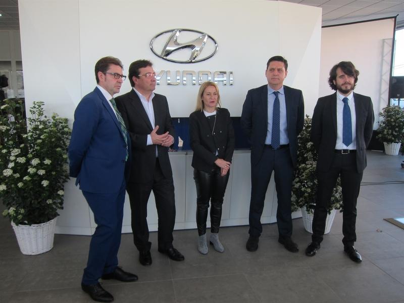 Vara aboga por un nuevo Plan PIVE para dinamizar el sector y modernizar el parque automovilístico extremeño