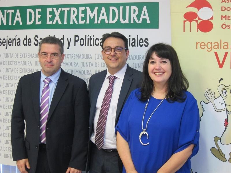 Extremadura alcanza su récord histórico en 2016 con 1.067 nuevos donantes de médula ósea