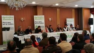 La Unión de Extremadura renueva su ejecutiva en el II Congreso Regional de la organización agraria