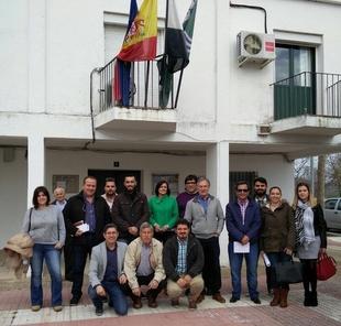 Sergio Diestro, nuevo presidente de la Felmex, defenderá los derechos de las entidades locales menores extremeñas
