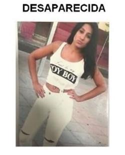 Desaparecida una joven de 15 años en Mérida