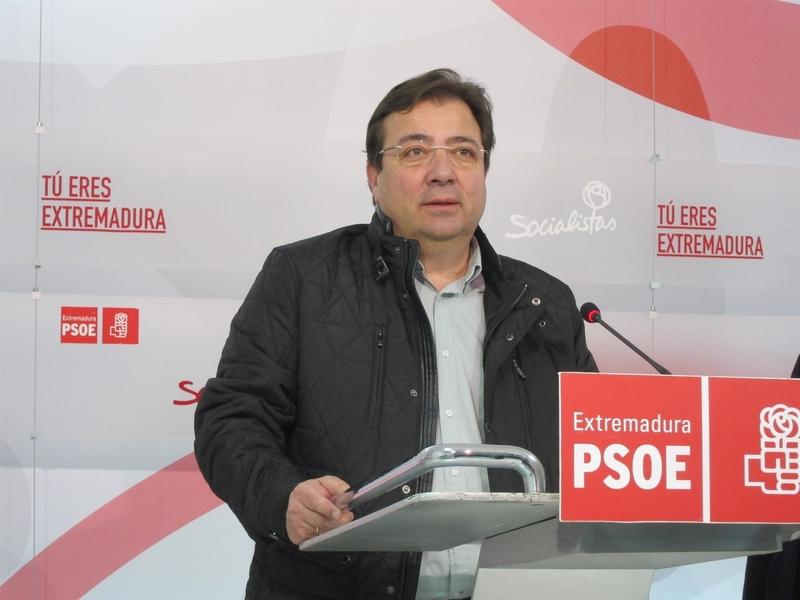 Vara muestra su ''clara discrepancia'' con Pedro Sánchez en su proyecto de partido y de país