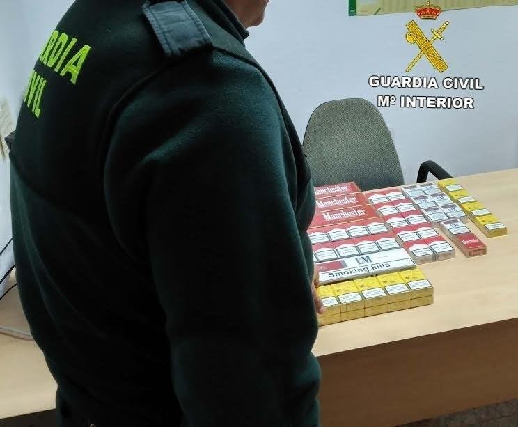 El 5,3% del tabaco que se consume en Extremadura procede del contrabando