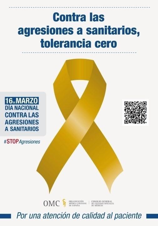 Extremadura se sitúa por encima de la media nacional de médicos agredidos, con 4,96 por cada mil en 2016