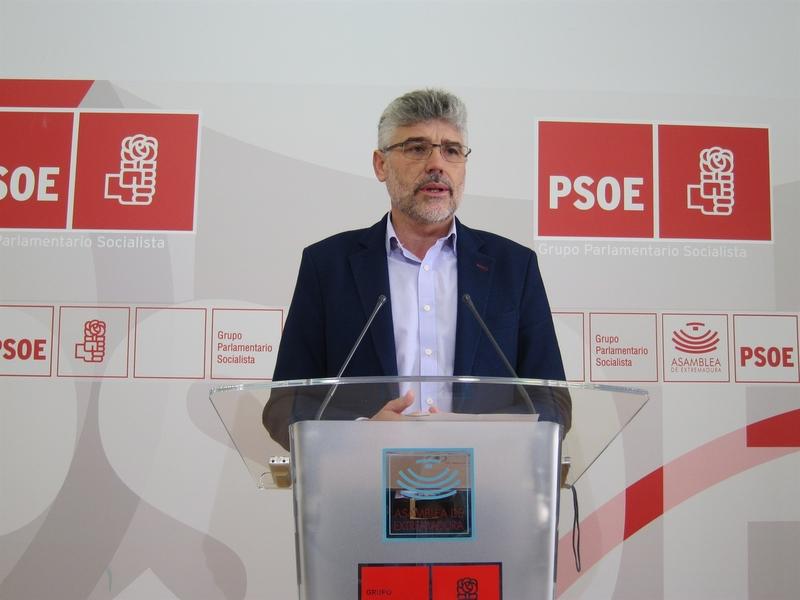El PSOE insta al Gobierno a asumir ''íntegramente'' las sanciones impuestas a Extremadura en relación a los pastos