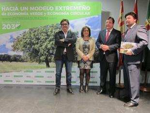 Extremadura se compromete a impulsar la Economía Verde y Circular para acabar con el ''usar y tirar''