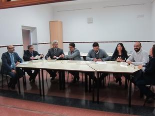 La Junta de Extremadura pone a disposición del Gobierno de España un edificio en Mérida para la atención a refugiados