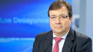 Vara avanza que la Junta de Extremadura no prevé emitir deuda pública