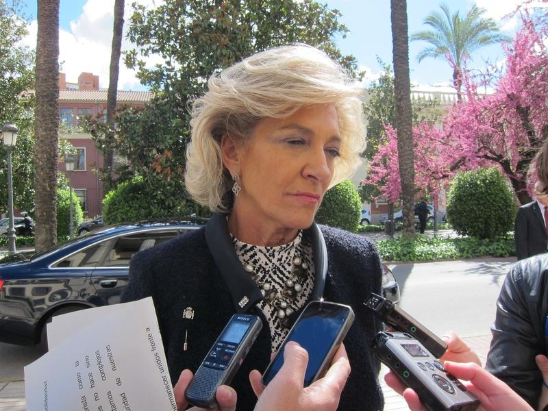 Herrera replica a AUGC que los Cuerpos de Seguridad serán ''los más beneficiados'' por el Gobierno en los próximos PGE