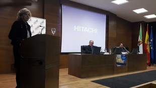La delegada del Gobierno en Extremadura anima a
