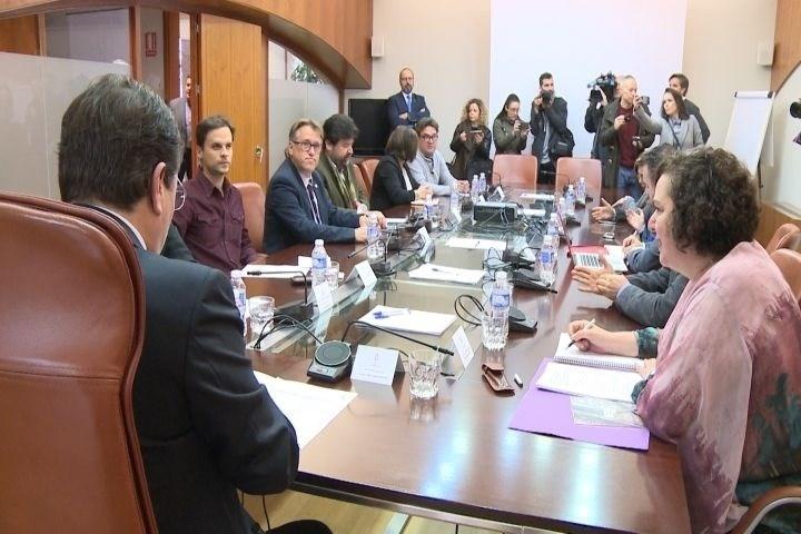 El Pacto por el Ferrocarril pedirá a Adif que sus técnicos visiten Extremadura para hacer un seguimiento de las obras