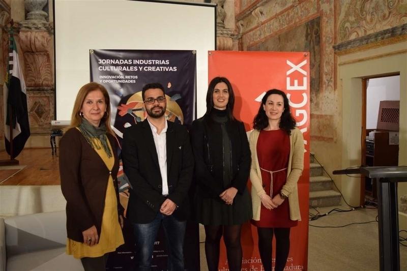 La Junta destaca la expansión de las cerca de 1.700 empresas culturales extremeñas en el ámbito nacional e internacional