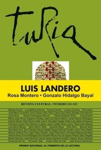 La revista 'Turia' dedica un monográfico en su nuevo número al autor extremeño Luis Landero