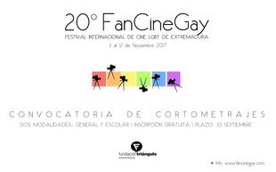 El festival de cortos FanCineGay abre su convocatoria de cortometrajes con una nueva categoría para estudiantes