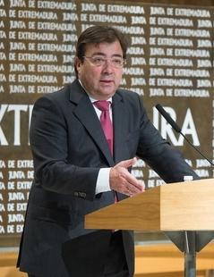 Vara espera que la inversión anunciada en Cataluña ''se haga sin menoscabo de los compromisos adquiridos'' en otras CCAA
