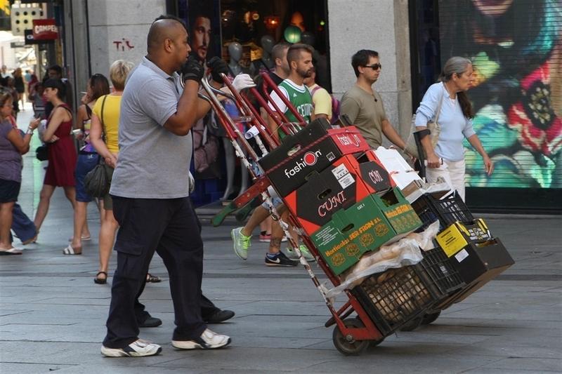 Los afiliados extranjeros a la Seguridad Social bajan un 0,75% en marzo en Extremadura en términos interanuales