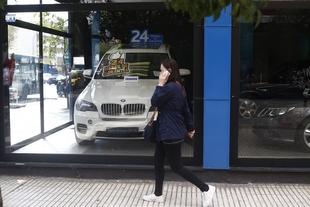 Las ventas de coches usados crecen un 22,1% en el primer trimestre en Extremadura, hasta los 13.221
