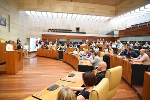La Asamblea defiende la libertad de expresión ante el cónclave de periodistas de la FAPE