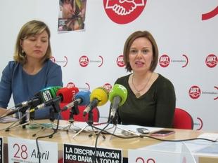 Extremadura ha registrado 5.793 accidentes laborales en el primer trimestre de 2017, un 4,21% más que el año pasado