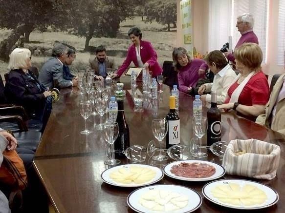 La Fundación CB y la ONCE organizan catas gastronómicas en Badajoz, Cáceres y Don Benito