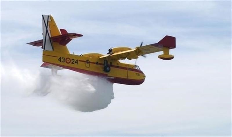 Adjudicada por 112.900 euros la coordinación de medios aéreos que participan en extinción de incendios en Extremadura