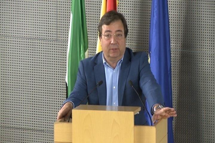 Vara aboga por ''explotar'' la ''bajísima contaminación lumínica'' de Extremadura para atraer turismo astronómico