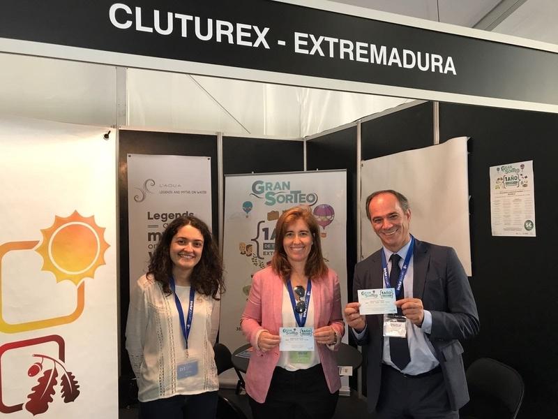 El Clúster de Turismo de Extremadura participa en la Feria Bit-Bussiness para reforzar la ''alianza'' con Portugal