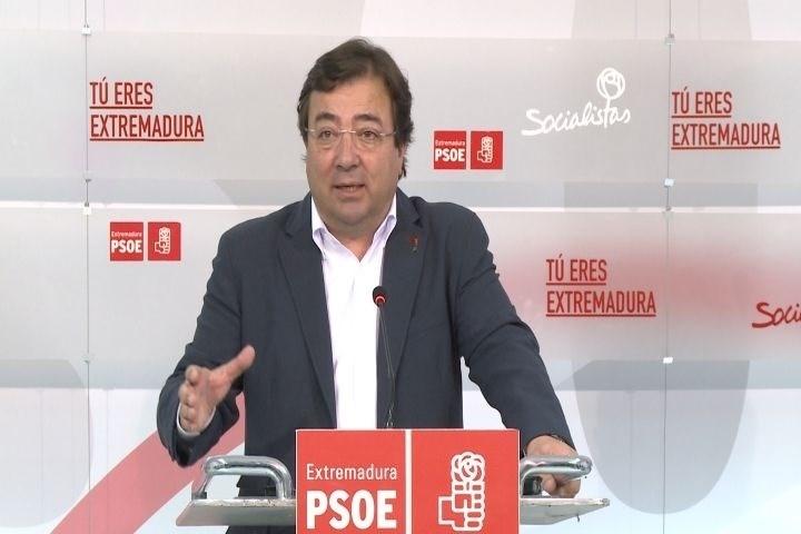 Vara reitera que respaldará a Sánchez como secretario general, pero seguirá ''peleando'' por aquello en lo que cree