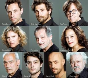 El equipo de 'Calígula' dirigido por Mario Gas comienza los ensayos en Barcelona