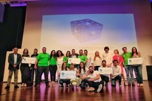 La Junta de Extremadura entrega los Premios Expertemprende