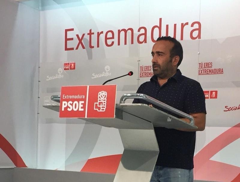 El Comité Regional decidirá el 21 de junio la fecha del Congreso del PSOE de Extremadura