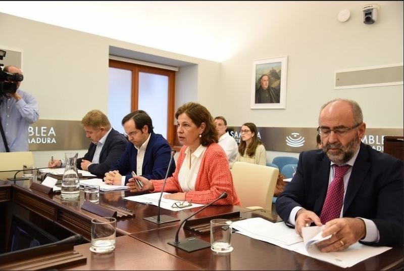La Junta de Extremadura cifra el 64,2% la ejecución del presupuesto de Presidencia para 2017