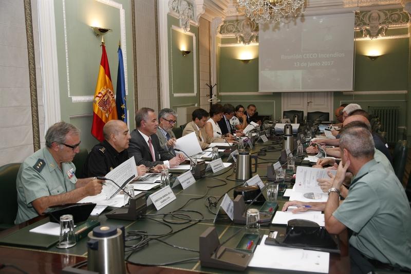El Gobierno pide mantener la ''máxima alerta'' en verano en prevención por el calor y la falta de lluvias