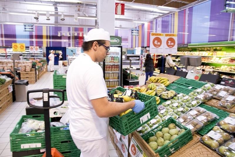 El coste laboral por trabajador en Extremadura cae un 3,1% en el primer trimestre, hasta los 1.972 euros