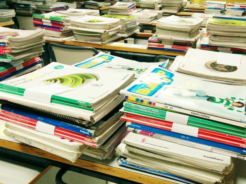 La Consejería de Educación y Empleo destinará el próximo curso 7 millones de euros para libros de texto