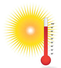 Las temperaturas dan un respiro este martes pero seguirán 10ºC por encima de lo normal en buena parte del interior