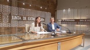 La Junta aprueba el cese de Carmen Santos como directora de la Cexma, tras la puesta a disposición de su cargo