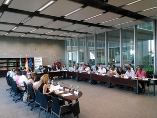 La Junta reúne al Comité de Seguimiento del Programa de Desarrollo Rural de Extremadura Feader