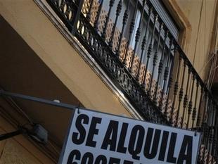 El precio de la vivienda en alquiler en Badajoz es un 9,2% inferior a hace diez años y en Cáceres es un 5,4% menor