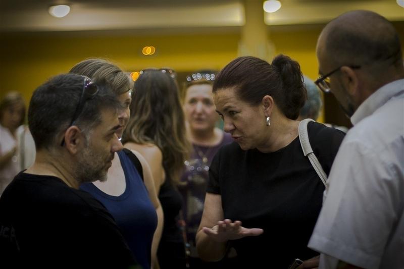 Eva Pérez quiere que las Casas del Pueblo se abran a la sociedad y vuelvan a ser ''clave'' en el desarrollo de la región