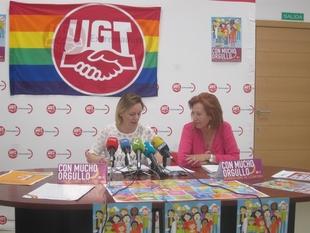 UGT-Extremadura crea una guía de diversidad sexual y afectiva en el mundo laboral con motivo del Día del Orgullo LGTBI
