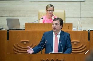 La Junta de Extremadura reclama un ''cambio de rumbo'' de la PAC, para que sea ''única y europea''