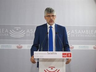 Podemos Extremadura tacha de ''política ficción a raudales'' el discurso de Vara